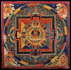 mandala jung psychology individuation philosophy