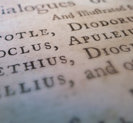 Life Of Socrates 1750 philosophy