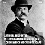 nietzsche rational thoughts