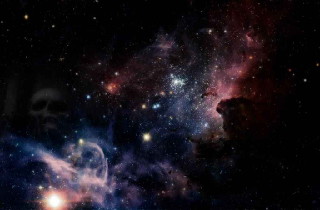 sublime edmund burke kant terror night gothic darkness stars skull fear incubus