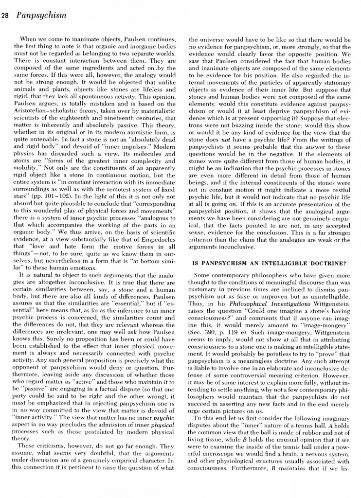 frank jackson and physicalism essay The knowledge argument and the refutation of physicalism  in this essay i would like to examine the question of whether the know  frank jackson's version of .